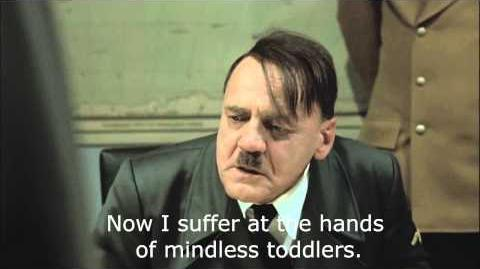 Hitler Plays Wargame European Escalation!