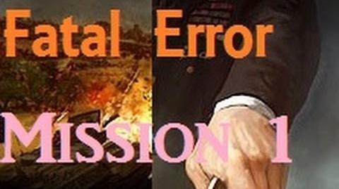 Wargame European Escalation Fatal Error Campaign -- Mission 1 Ride of the Black Horse-0