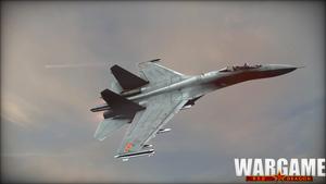 WRD Screenshot Su-27K