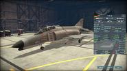 WAB F-4F ICE armory