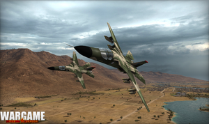 WRD Screenshot F-111 ANZAC