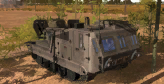 WRD Icon Tracked Rapier (ANZAC)