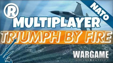 Wargame AirLand Battle - Triumph by Fire