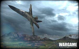 WargameAB F-111-1