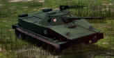 WRD PT-76B DShK lr
