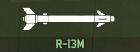 WRD Icon R-13M