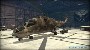 Mi-24V SideView