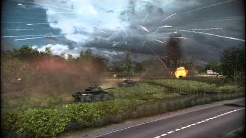 Wargame - Airland Battle Trailer (Participant in the trailer contest)