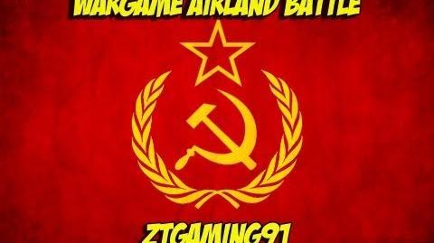 Wargame Airland Battle- Russian Steam roller