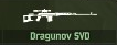 WRD Icon Dragunov SVD