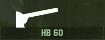 WRD Icon HB 60 Mortar