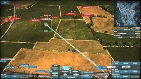 Wargame Airland Battle - Quality vs Quantity Tank Battle