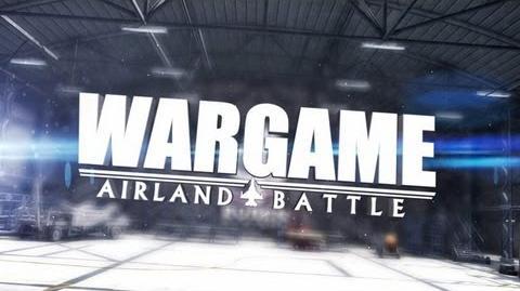 WARGAME AIRLAND BATTLE LAUNCH TRAILER