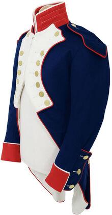 French Infantry Coat 1810