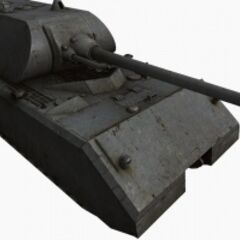 A front right of a Maus