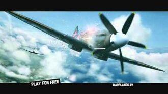World of Warplanes Get Vertical 30 US TV Commercial