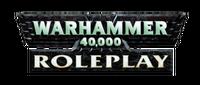 WarHammer 40k Roleplay вики Logo