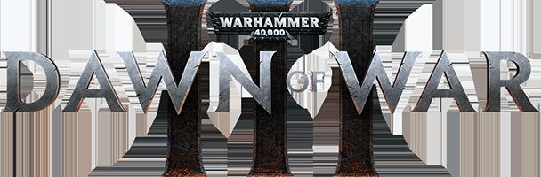 Лого Dawn of War III