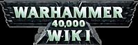Warhammer 40000 Wiki Logo