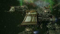 Retribution-class Battleship