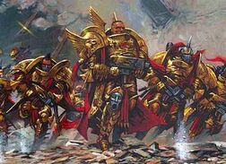 Art custodes marines