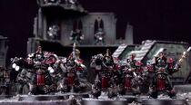 Justaerin Cataphractii Squad