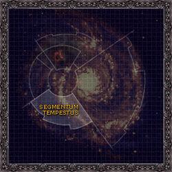 Galaxy map segmentumtempestus