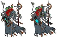 Stygies VIII Tech-Priests