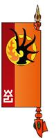 Burning Wing Banner