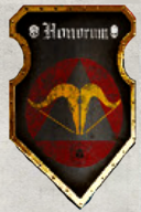 Death Bolts Warlord Livery Shield