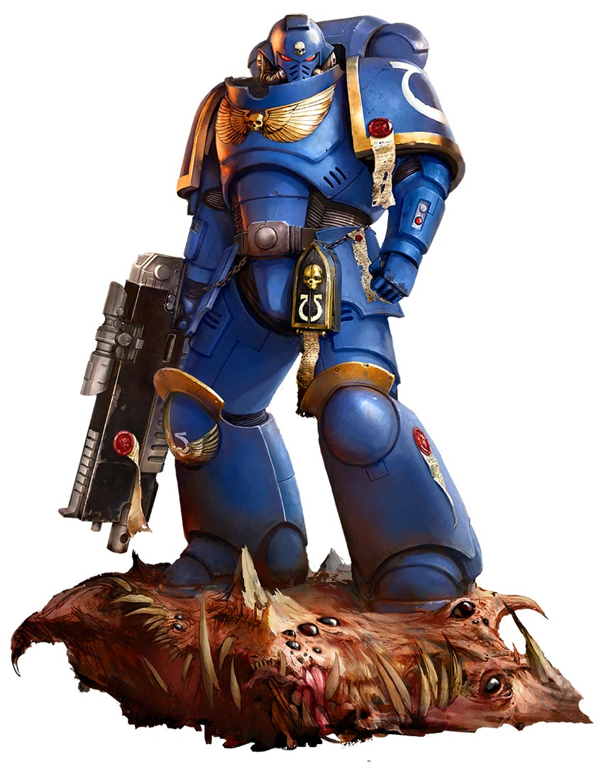 Fandom Powered By Wikia: Primaris Space Marines