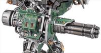 Warden Avenger Gatling Cannon