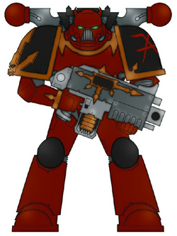 Eightscarred Chaos Marine 1