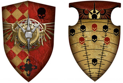Imperial Hunters Livery Shields