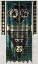 Legio Vulcanum Princeps Banner