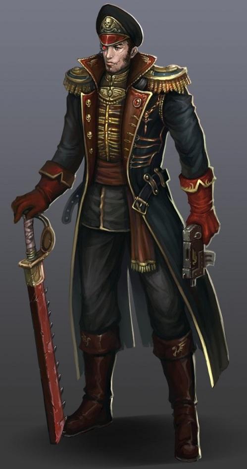 Commissar | Warhammer 40k | FANDOM powered by Wikia