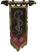 House Mordred Banner