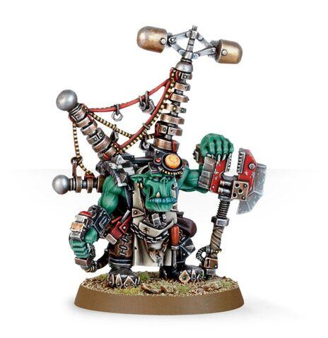 File:Ork Oddboyz - Big Mek with Kustom Forcefield Generator.jpg