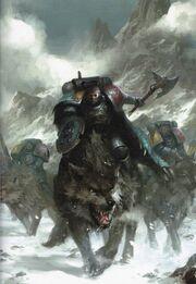Харальд и кавалерия