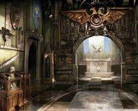 Interior Inquisitorial Vessel