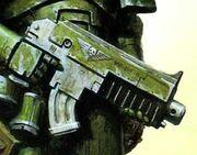 Mark IV boltgun