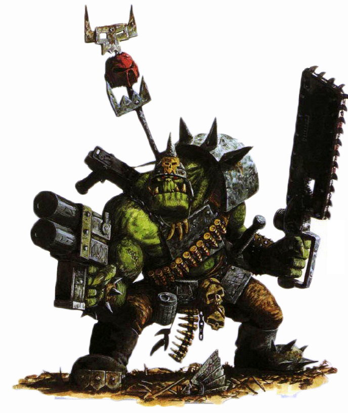Nob   Warhammer 40k   FANDOM powered by Wikia