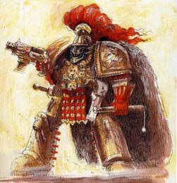 Thunder Warrior Captain