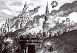 Vervunhive Burning