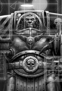 Warsmith Forrix Horus Heresy