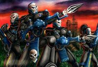 Dark Reapers Squad