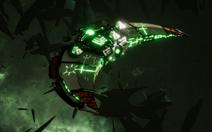 Necron Dirge-class Raider