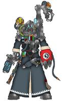Agripinaa Cybernetica Priest