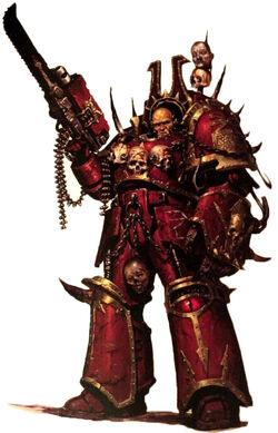 Gorfan-Champion of Khorne