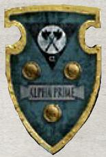 Legio Vulcanum Princeps Livery Shield